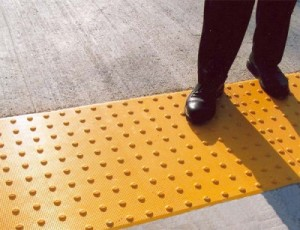 ADA Detectable Warning Surface Tiles 600
