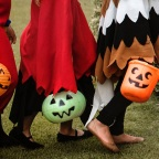Dads, Daughters and Halloween